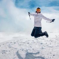 Raline Shah di Gunung Kilimanjaro (Instagram/ralineshah)
