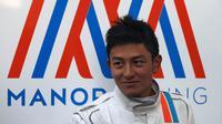 Rio Haryanto, pebalap kelahiran Solo ini merupakan orang Indonesia pertama yang berhasil menembus Formula 1. (Reuters/Sergio Perez)