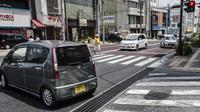 Mobil kecil atau Kei Car banyak dijual di Jepang. (pxhere.com)