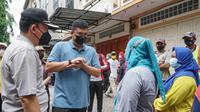 Wali Kota Medan, Bobby Nasution, dialog dengan warga