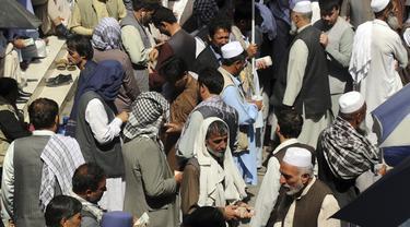 Denyut Ekonomi Afghanistan usai Berkuasanya Taliban