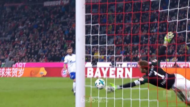 Berita video 5 penyelamatan terbaik yang tercipta pada pekan ke-22 Bundesliga 2017-2018. This video presented by BallBall.