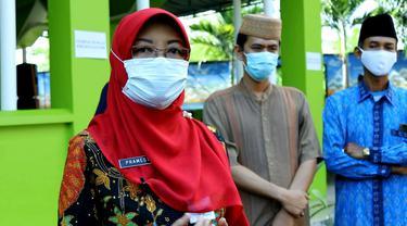 Kepala Dinas Kesehatan Cilacap, Pramesti Griana Dewi. (Foto: Liputan6.com/Muhamad Ridlo)