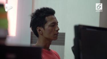 Seorang pria berusia 24 tahun, warga Medayu Utara Surabaya, merupakan residivis pelaku narkoba dibekuk Satreskrim Polrestabes Surabaya, karena menyodomi balita berusia 4 tahun, yang merupakan tetangganya sendiri.
