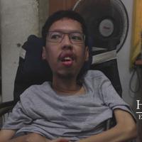 Penyandang disabilitas ini sukses jadi raja internet marketing muda di Indonesia. | Sumber Foto: youtube.com