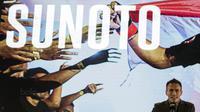 Atlet MMA asal Indonesia, Sunoto, saat jumpa pers jelang laga One Championship di Ballroom Hotel Fairmont, Jakarta, Kamis (18/1/2018). One Championship akan menggelar laga bertajuk Kings of Courage. (Bola.com/Vitalis Yogi Trisna)