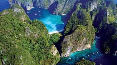 10 Wisata Thailand yang paling Populer, Secuil Surga Tersembunyi di Negeri Gajah Putih