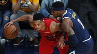 CJ McCollum loloskan Blazers ke final Wilayah Barat NBA (AP)
