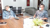 Pupuk Kaltim bangun kerjasama dengan Bank Jateng melalui penandatanganan nota kesepahaman terkait fasilitas permodalan (dok: PKT)