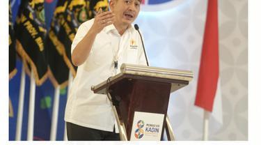 Ketua Umum Kadin Indonesia 2021-2026 Arsjad Rasjid.