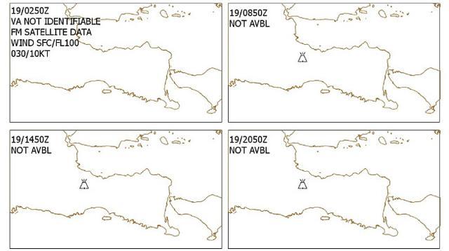 Tidak ditemukan abu vulkanis Gunung Bromo. (Liputan6.com/Angkasa Pura I)