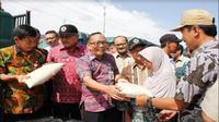 Strategi pemprov Jawa Tengah tekan inflasi saat harga beras makin mahal (Liputan6.com/Fajar Eko)