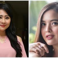 Chikita Meidy dan Tasya Kamila (Bintang Pictures)