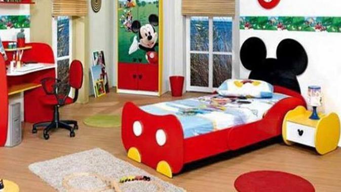430 Koleksi Foto Desain Kamar Gambar Mickey Mouse HD Download Gratis