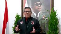 Sekjen DPP PDIP Hasto Kristiyanto. (Liputan6.com/Putu Merta Surya Putra)