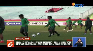 Pelatih Indra Sjafrie menyebut siap memaksimalkan potensi seluruh pemain termasuk Egy Maulana Vikri sebagai pencetak gol handal.