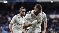 Karim Benzema. (AFP/Javier Soriano)