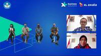 Kolaborasi Ditjen Dikti dan XL Axiata hadirkan paket internet dengan harga terjangkau untuk mahasiswa dan dosen. (Dok. XL Axiata)