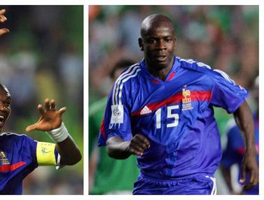 Foto Piala Eropa: 5 Pemain Tertua Timnas Prancis Sepanjang Sejarah Gelaran Euro