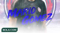 Arema FC - Mario Gomez (Bola.com/Adreanus Titus)