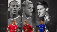 Premier League - Pembelian Pemain Terbaik Liga Inggris (Bola.com/Adreanus Titus)