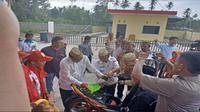 Peresmian lembaga penyalur program BBM satu harga di Gorontalo (Foto: Dok PT Pertamina)
