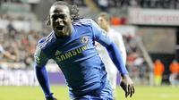 Victor Moses adalah pemain sepak bola profesional Nigeria yang bermain di klub bola Chelsea dan Tim Nasional Nigeria.