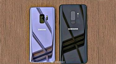 Galaxy S9 dan Galaxy S9+