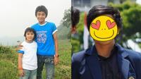 6 Potret Istihsan Bismo Adik Kandung Farel 'Heart Series', Tak Kalah Tampan (sumber: Instagram.com/istihsanbismo)