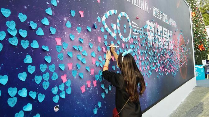 Huawei Honor Gala at Shenzen (Liputan6.com/Jeko Iqbal Reza)