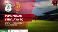 Final Juara 3 Piala Presiden 2018_PSMS Medan Vs Sriwijaya FC_3 (Bola.com/Adreanus Titus)