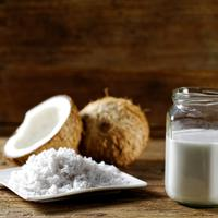 Tips menyimpan santan kelapa./Copyright shutterstock.com