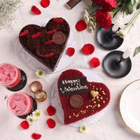 Cake Valentine teh Harvest/ Instagram @theharvest