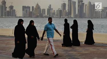 Sejauh ini keberadaan TKI di Qatar masih aman, serta belum mengharuskan pemerintah melakukan evakuasi dan pemulangan TKI.