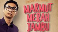 Di film Marmut Merah Jambu, Raditya Dika mengajak penonton kembali mengingat romansa percintaan di bangku SMA.