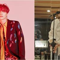 Rossa dan Leeteuk SuJu tandai langkah awal SM Entertainment di Indonesia. (Istimewa)