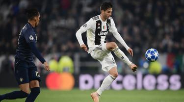 Juventus Kalah Dramatis dari Manchester United