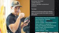 Viral Kaesang Pangarep Iseng Jahili Penipu, Sampai Diblok Akun Olshop (sumber: Twitter.com/kaesangp)