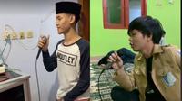 Viral Senandung Unik Untuk Bangunkan Warga Sahur Ala Warganet TikTok. (Sumber: TikTok/aderifqi dan TikTok/wildanrusli_)