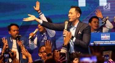 Ketua Kogasma AHY Sampaikan Rekomendasi Presiden Mendatang