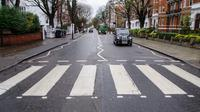 Ilustrasi Abbey Road (dok. Pixabay.com/Skitterphoto/Putu Elmira)