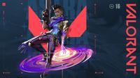 Riot Games perkenalkan Astra sebagai agen baru di gim Valorant. (Doc: Riot Games)