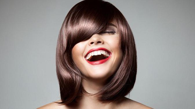 Pilihan Model Rambut Untuk Wajah Bulat Beauty Fimela Com