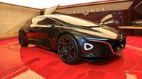 Aston Lagonda Vision concept (Carscoops)