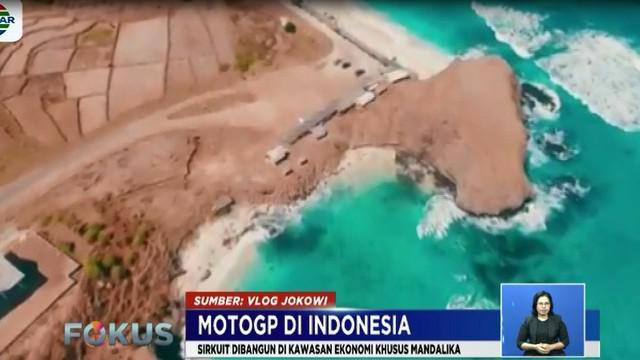 Sirkuit tersebut akan digunakan untuk ajang Moto GP pada tahun 2021.
