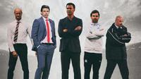 Ilustrasi Pelatih - Attilio Lombardo, Chris Coleman, Ruud Gullit, Andre Villas-Boas, Gianluca Vialli (Bola.com/Adreanus Titus)