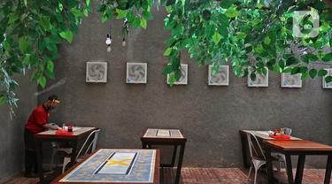 Tempat Makan di Tengah PSBB Transisi Jakarta