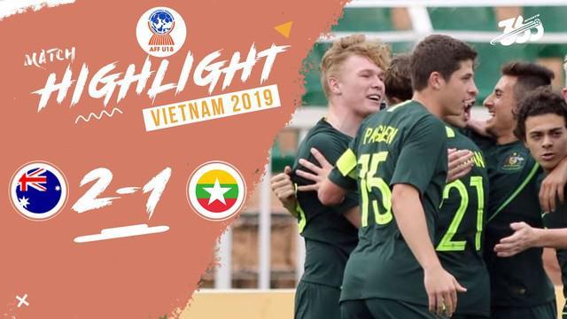 Berita video Australia akan menghadapi Malaysia pada partai final setelah menaklukkan Myanmar 2-1 di semifinal Piala AFF U-18 2019, Sabtu (17/8/2019).