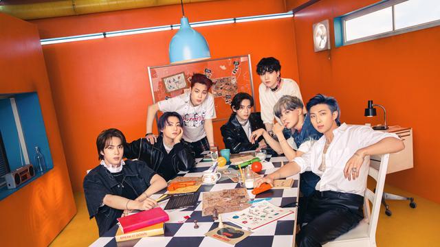 BTS Dikabarkan Diam-Diam Syuting Video Klip untuk Comeback 9 Juli - ShowBiz Liputan6.com