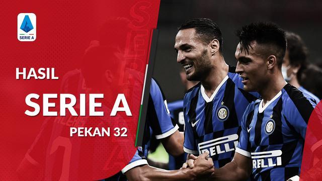 Hasil Serie A pekan ke-32. (Bola.com/Dody Iryawan)